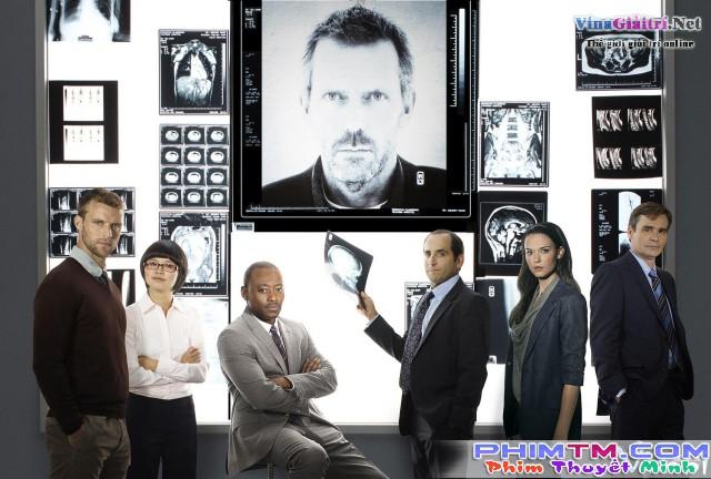 Xem Phim Bác Sĩ House 8 - House M.d. Season 8 - phimtm.com - Ảnh 1