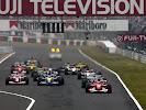 Start 2003 Japan F1 GP