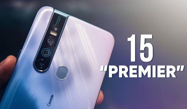 TECNO Camon 15 Premier, Specs, Camera, Storage And Price In Nigeia