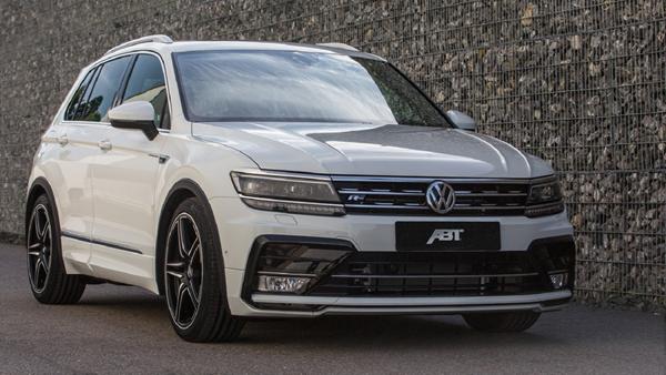 VW Tiguan ABT