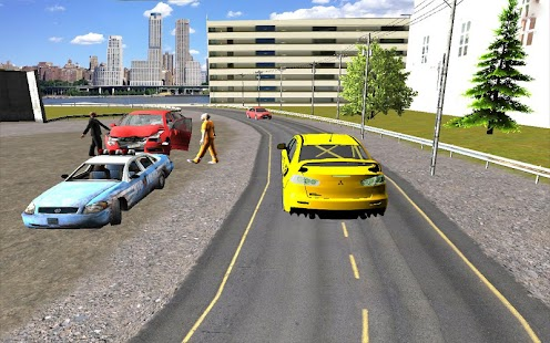Big-City-Taxi-Drive-Simulation 11