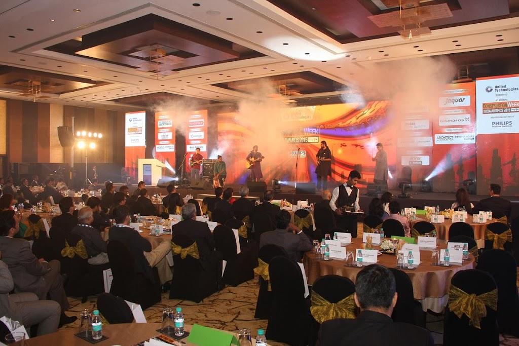 Construction Week India Awards 2015 - Sahara Star 14