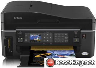 Resetting Epson SX600FW printer Waste Ink Pads Counter