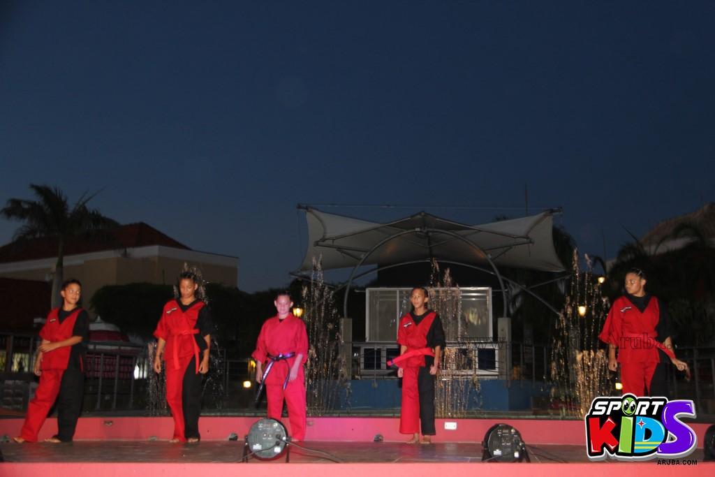 show di nos Reina Infantil di Aruba su carnaval Jaidyleen Tromp den Tang Soo Do - IMG_8627.JPG