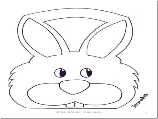 conejo y ovejas moldes (5)
