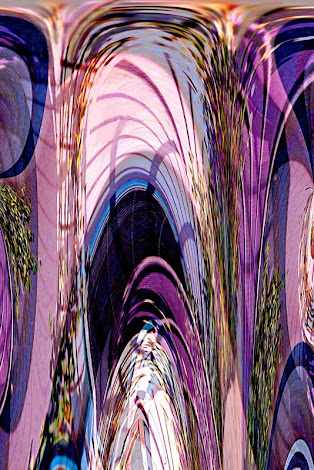 """The """"Cathedral 1"""" piece from the """"1998"""" collection"""