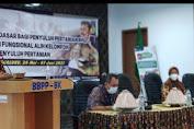 Melalui Pelatihan, SDM Penyuluh Pertanian Terus Ditingkatkan..