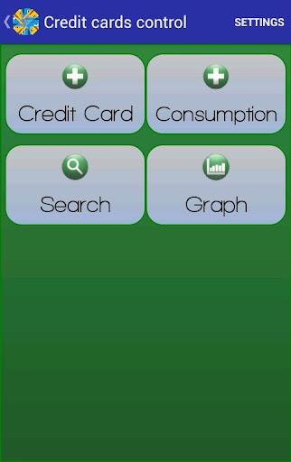 Credit cards control