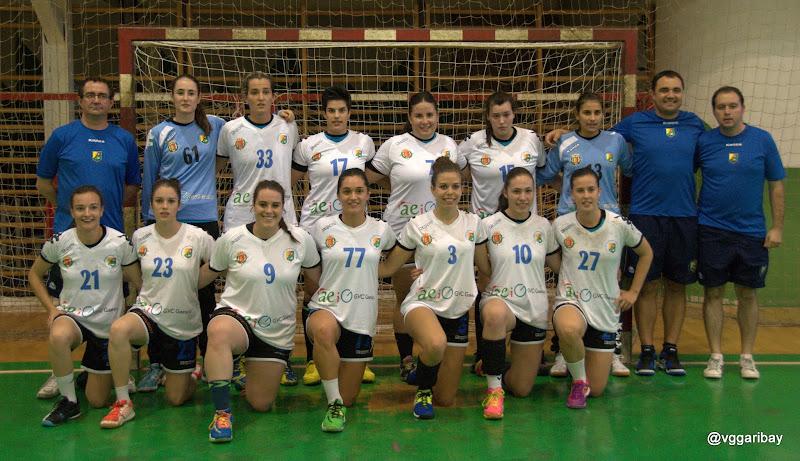 LigaLoteríasDHF 15-16 / Rocasa-AULA