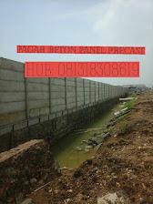 pagar panel beton cilacap