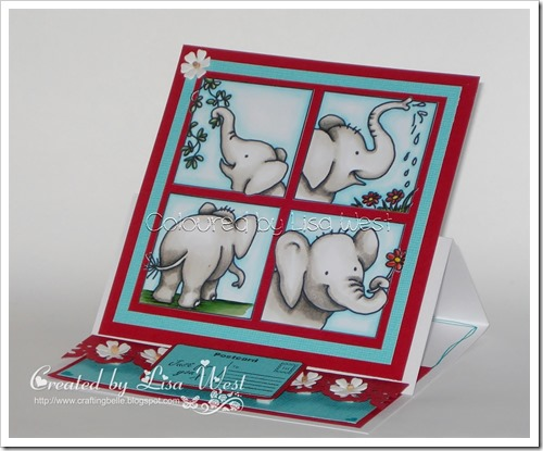 Elephants in Squares (2)