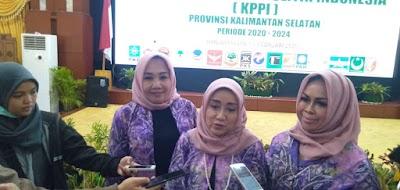 KPPI Kalsel Siapkan Perempuan Maju di Pemilu 2024