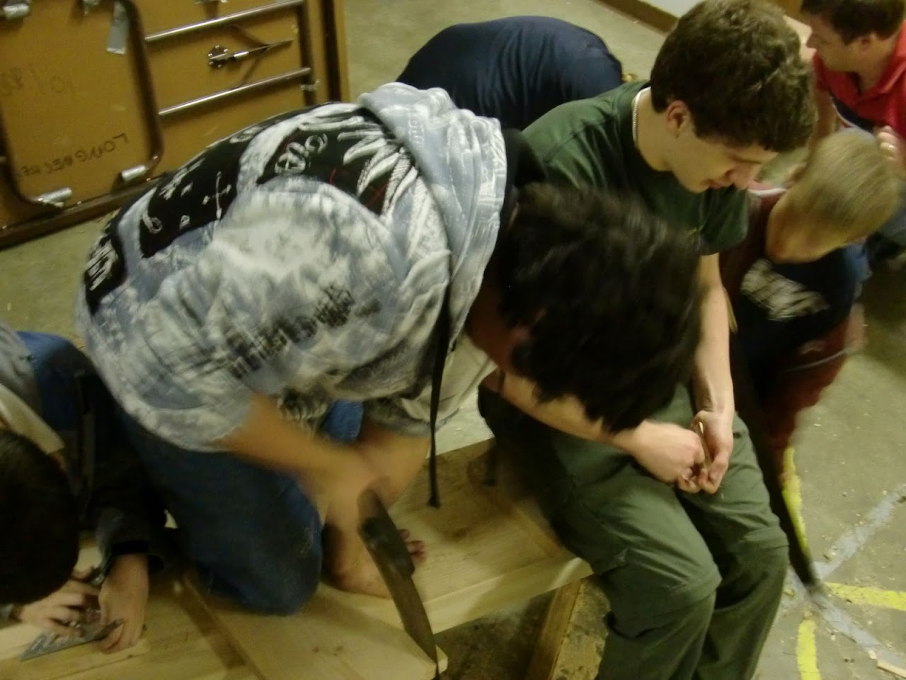 Carpentry Merit Badge Sessions - CIMG1157.JPG