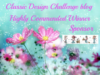 Gagnante hautement recommandée - Classic Design Challenge May #5