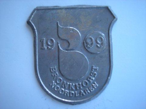 Naam: BronkhorstPlaats: NoordlarenJaartal: 1999