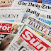 NEWSPAPERS HEADLINES FOR WEDNESDAY 20TH MAY 2020