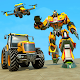 Flying Tractor Robot Transform Games Download on Windows