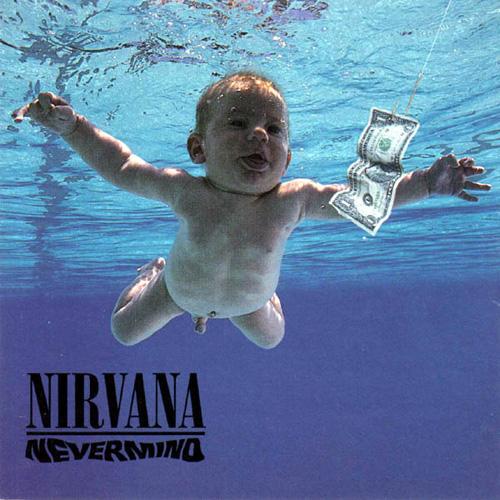 15 álbuns que mudaram o Rock e MJ esta entre eles. Nirvana_nevermind_cover