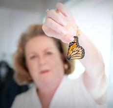 Photo: Butterfly release wedding ceremony Brenda M. Owen - http://WeddingWoman.net