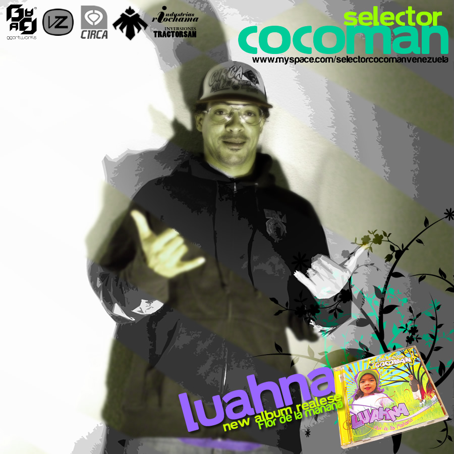 selector cocoman discografia