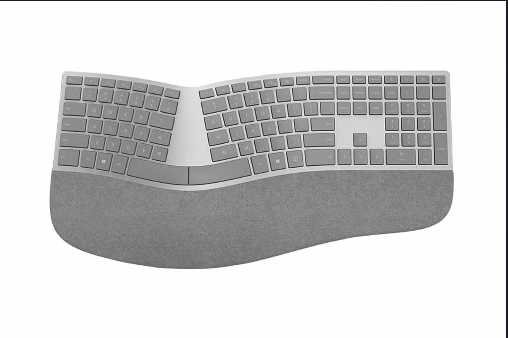 Check Out Microsoft's New Bluetooth Powered Surface Keyboard 1