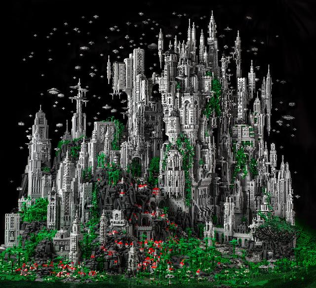 *樂高師Mike Doyle的LEGO奇幻科技堡壘:和平接觸外星人! 1