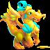 Dragón Amarillo | Yellow Dragon