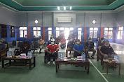 Harlah, Media Koordinatberita.com Berbagi Ratusan Paket Sembako Dengan Anak Yatim Dan Orang Terlantar