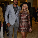 OIC - ENTSIMAGES.COM - Tony Sinclair and Shanie Ryan at the  LFW s/s 2016: Sorapol - catwalk show in London 19th September 2015 Photo Mobis Photos/OIC 0203 174 1069