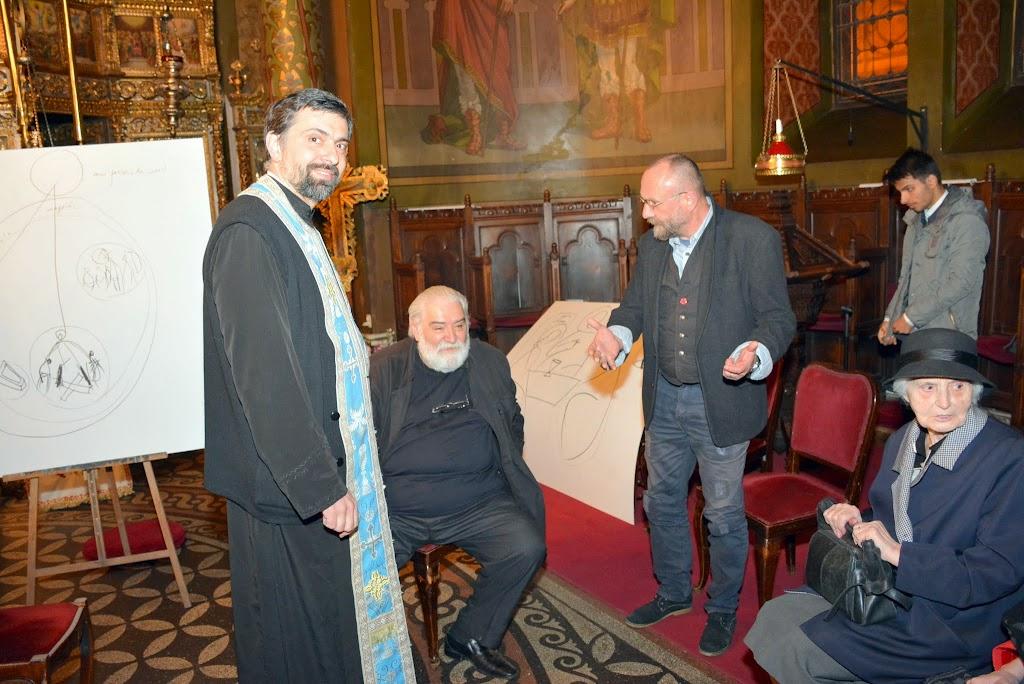 Sorin Dumitrescu la Sf. Silvestru despre Inviere 125