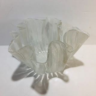 Venini Murano Glass Bowl