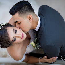 Wedding photographer Felipe de jesus Ortiz rodriguez (deortiz8010). Photo of 21.01.2018