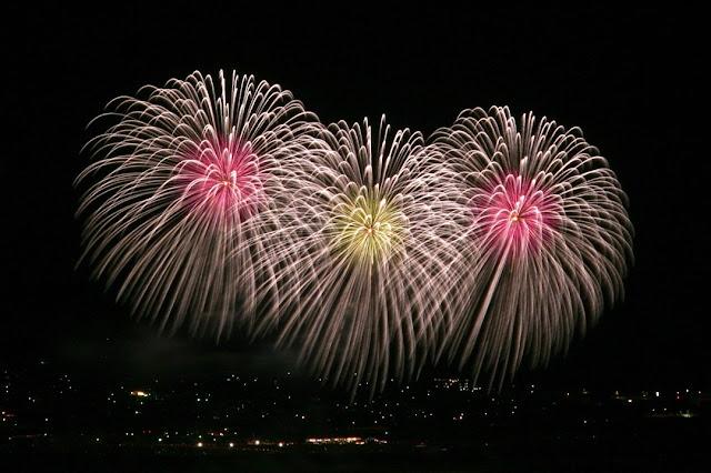 Sinmei Fireworks
