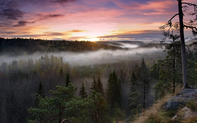 Noux National Park by Keijo Savolainen1