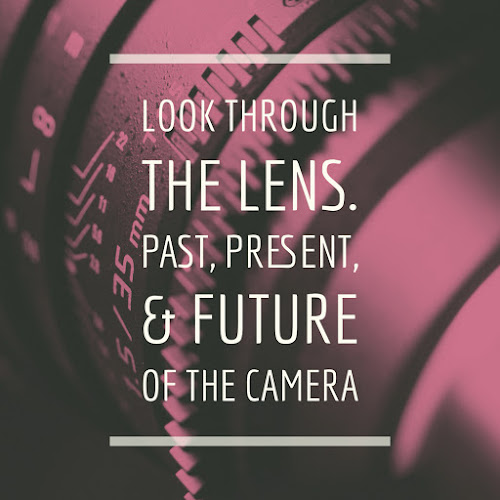 Past present and future of the camera