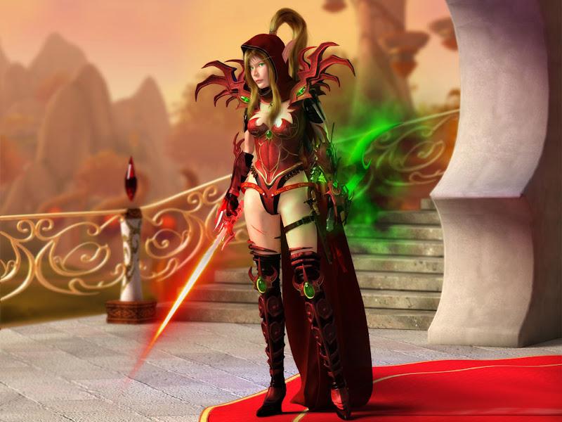 Magian War Girl, Warrior Girls 1