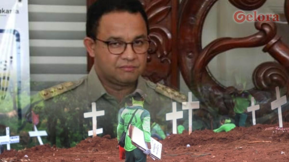 Jumlah Jenazah yang Dikubur Naik di Jakarta, Anies Duga Ada Data Corona yang Disembunyikan