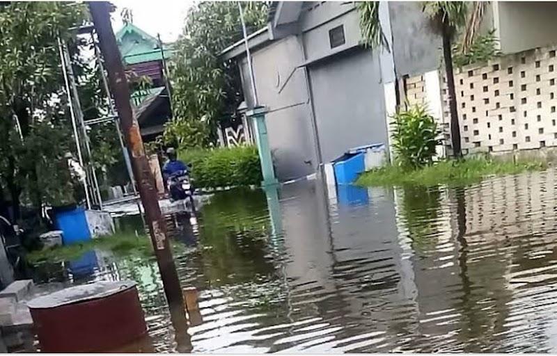 Sidoarjo, Banjir Terus Mampir