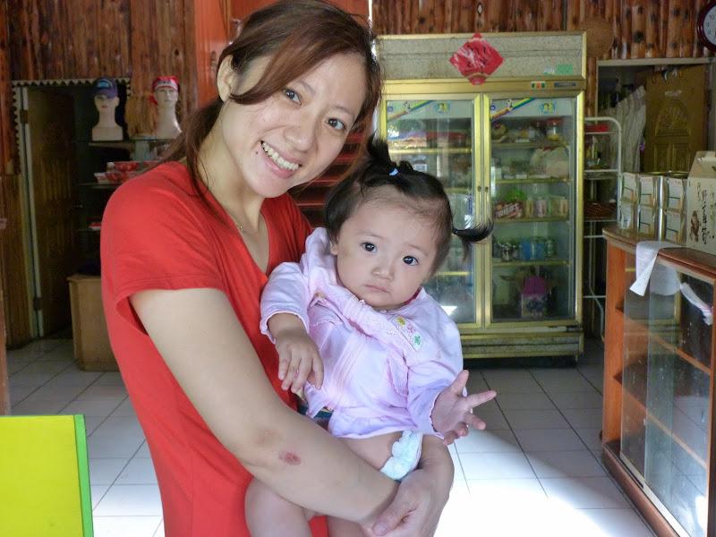 Shanmei, en scooter. J 16 - P1190247.JPG