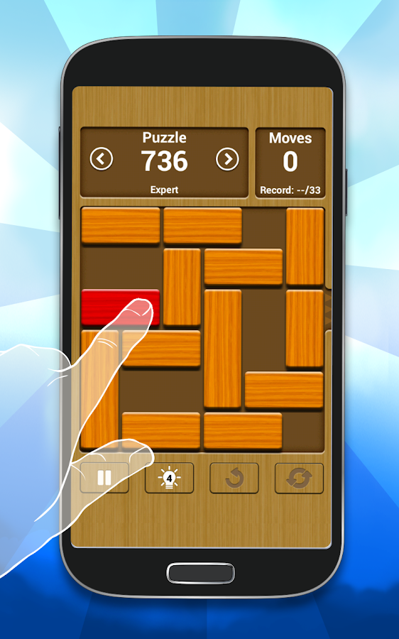 Screenshots of Unblock Me FREE for iPhone