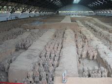 Terracotta Army, Xi An, China