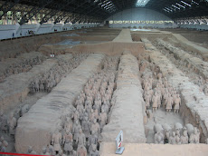 Terracotta Army, Xi An, China