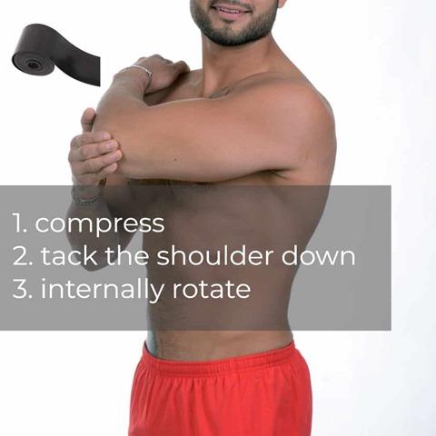 How To Voodoo Floss Your Shoulder