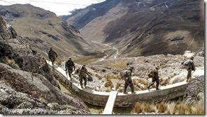 Exercito Boliviano - Huayna Potosi