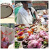 করোনার প্রকোপ থেকে বাঁচতে দেবী দুর্গার শরণাপন্ন হলেন বাঁকুড়া জেলার পাত্রসায়ের এলাকার নতুন বাজারের সার্বজনীন দুর্গোৎসব কমিটির সদস্যরা