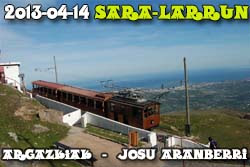 Sara-Larrun Josu