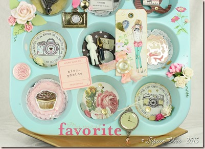 shabby muffin tin 2