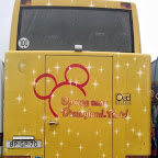 Vanhool van Oad Reizen ( EX Disneyland kids bus )