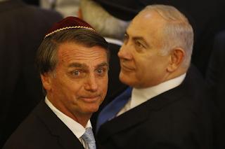 Netanyahu menciona risco de Bolsonaro ser investigado por 'genocídio' de povos indígenas