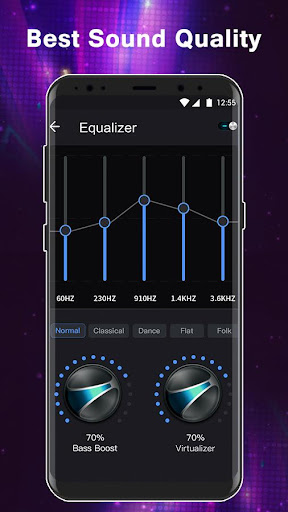 Free Music - Offline Music Player & Bass Booster 1.1 app download 2